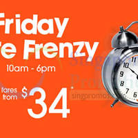 Read more about Jetstar fr $34 (all-in) 7hr (till 6pm) Promo Fares 15 May 2015