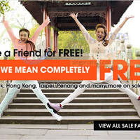 Read more about Jetstar Buy 1 Get 1 FREE Promo Fares 4 - 11 May 2015