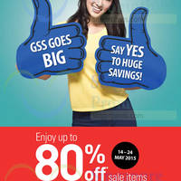 Read more about John Little Up To 80% Off Sale Items 14 - 24 May 2015