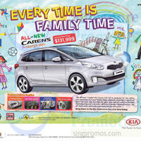 Read more about KIA Carens 7-Seater MPV Offer 9 May 2015