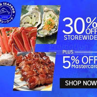 Read more about Kaiho Seafood 35% OFF (NO Min Spend) 1-Day Coupon Code 19 May 2015