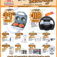 Read more about Giant Hypermarket Aircon & Kitchen Appliances Offers 15 - 28 May 2015