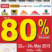 Read more about Lachmann Marketing Up to 80% Off Sale 22 - 24 May 2015