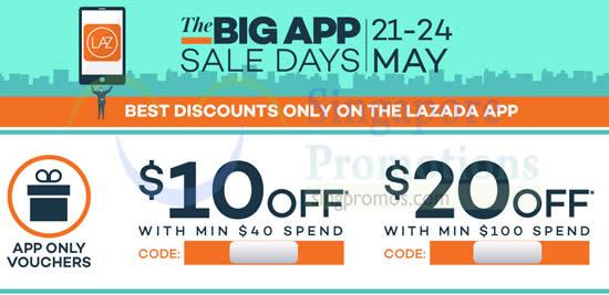 Lazada App 21 May 2015