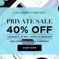 Read more about Luxola 40% OFF Storewide (NO Min Spend) 1-Day Coupon Code 21 May 2015