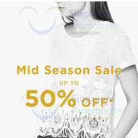 Read more about Mango Mid Season Sale 18 - 24 May 2015