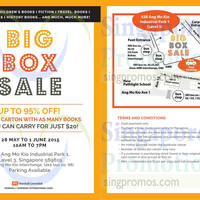 Read more about Marshall Cavendish Books Big Box Sale 28 May - 1 Jun 2015