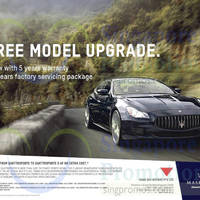 Read more about Maserati Quattroporte Offer 30 May 2015