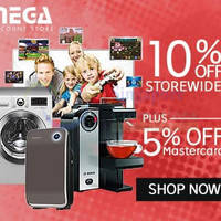 Read more about Mega Discount Store 15% OFF (NO Min Spend) Coupon Code 12 May 2015