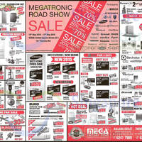 Read more about Mega Discount Store TVs, Washers, Hobs & Other Appliances Offers 16 May 2015