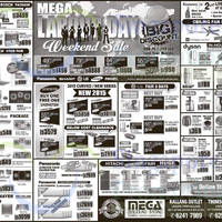 Read more about Mega Discount Store TVs, Washers, Hobs & Other Appliances Offers 2 - 3 May 2015