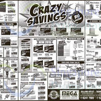Read more about Mega Discount Store TVs, Washers, Hobs & Other Appliances Offers 23 May 2015