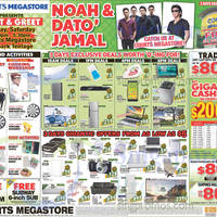 Courts Gigantic Raya Sale Offers 23 - 25 May 2015