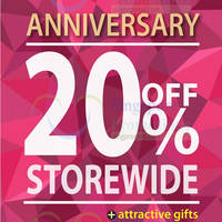 Read more about Missha 20% Off Storewide Anniversary Promotion 13 - 17 May 2015