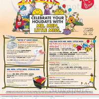 Read more about Nex Mr.Men & Little Miss Promotions 21 May - 30 Jun 2015