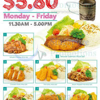 Read more about Nihon Mura $5.80 Lunch Specials 18 May 2015