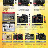 Read more about Nikon Lumix & DSLR Digital Cameras Mid-Year Promotion Offers 21 May - 28 Jun 2015