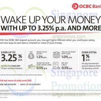 Read more about OCBC 3.25% p.a. 360 Deposit Account 21 May 2015