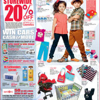Read more about OG 20% OFF Storewide Promo 28 May - 1 Jun 2015