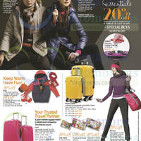Read more about OG 20% Off Travel Essentials Promotion 7 - 20 May 2015