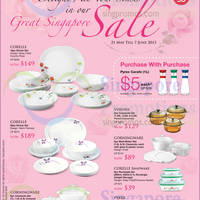 Read more about OG Diningware Great Singapore Sale Offers 21 May - 7 Jun 2015