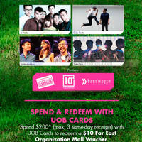 Read more about Orchard Central Summertime In The Park Promotions & Activities 31 May - 9 Jul 2015