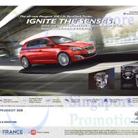 Read more about Peugeot 308 1.2L PureTech Turbo Offer 16 May 2015