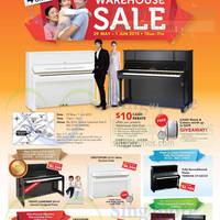 Read more about Cristofori Warehouse Sale @ Bedok 29 May - 1 Jun 2015