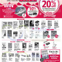 Read more about Popular 10% Off English & Chinese Books The Great Sale 22 May - 14 Jun 2015