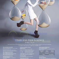 Read more about Raffles City Timeless Indulgence Promotions & Activities 31 May - 28 Jun 2015