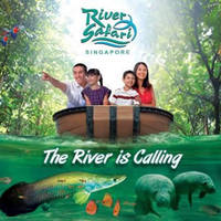 Read more about River Safari & Singapore Zoo 50% Off Tickets SG50 Promo 1 - 31 Aug 2015
