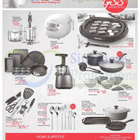 Read more about Robinsons Kitchen Appliances & Cookware Offers 15 May 2015