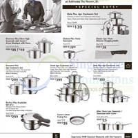 Read more about WMF Cookware Offers @ Robinsons The Heeren 15 - 31 May 2015
