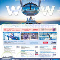 Read more about Royal Caribbean Roadshow @ Nex 12 - 17 May 2015