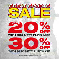 Read more about Royal Sporting House Up to 30% Off Great Sports Sale 16 May 2015