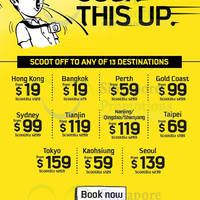 Read more about Scoot fr $19 Weekend Promo Fares 15 - 17 May 2015
