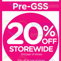 Stride Rite 10% Off Storewide GSS Promo 4 May 2015