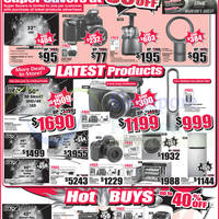 Read more about Harvey Norman Electronics, IT, Appliances & Other Offers 9 - 15 May 2015