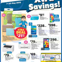 Read more about NTUC Fairprice Wines, I.T Gadgets, Supplements & Other Grocery Offers 7 - 20 May 2015