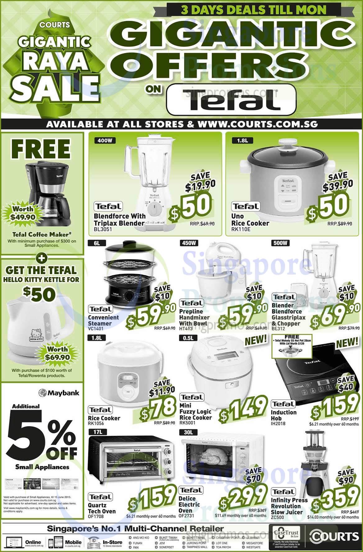 Tefal Slow Juicer Recipe : Tefal Kitchen Appliances, Blenders, Rice Cookers, Ovens, Slow Juicer, Steamer, Induction Hob ...