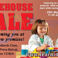 Read more about The Learning Store Warehouse Sale 29 May - 2 Jun 2015