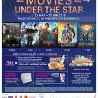 Read more about Star Vista Movies Under The Star Promotions & Activities 22 May - 27 Jun 2015