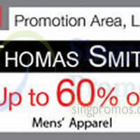 Read more about Thomas Smith Promotion Event @ Parkway Parade 28 May - 3 Jun 2015