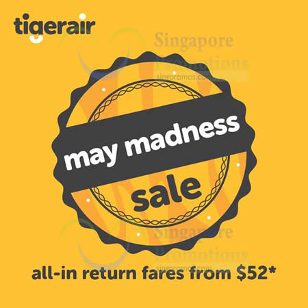 TigerAir 5 May 2015
