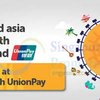 Read more about Tigerair 10% Off Fares For UnionPay Cardholders 11 - 24 May 2015