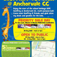 "Read more about Toys ""R"" Us Geoffrey Toy Fair @ Anchorvale Community Club 29 - 31 May 2015"