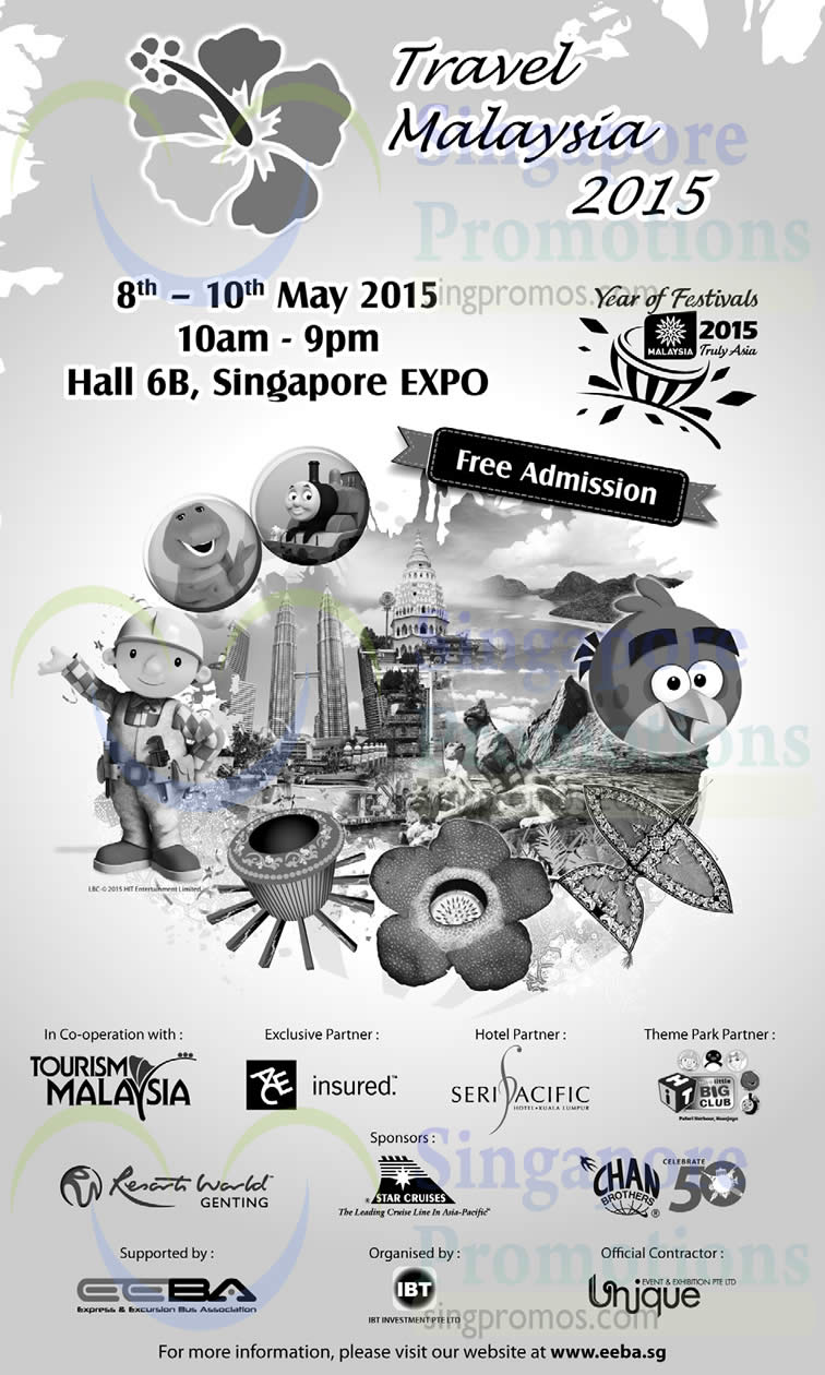 Travel Malaysia 2015 Event Details