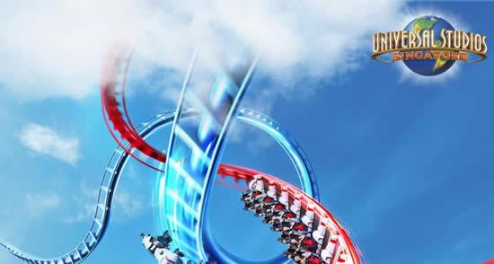 Universal Studios Battlestar 25 May 2015