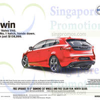 Read more about Volvo V40 & Volvo V40 Cross Country Offers 1 May 2015