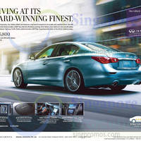 Read more about Wearnes Infiniti Q50 Offer 16 May 2015